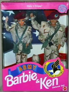 Barbie i trøjen