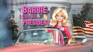 Barbie som præsident