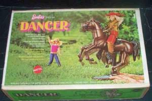 Barbie elsker dyr