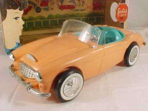 Barbie og bilerne
