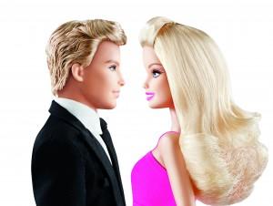 Barbie og Ken