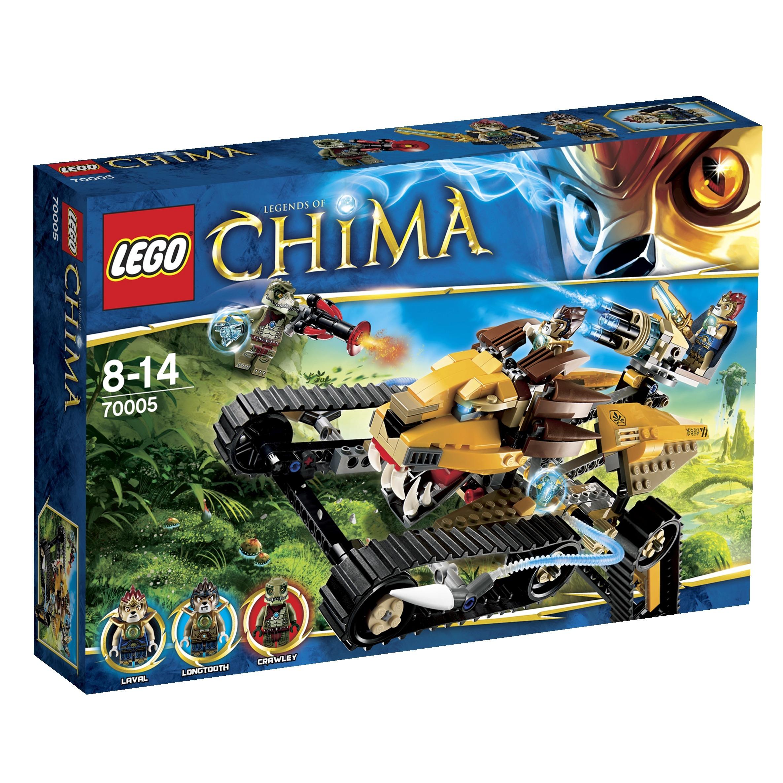 ... Lego i eventyruniverset Chima - Skal vi lege nuSkal vi lege nu