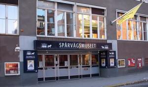 Leksaksmuseet og Spårvägsmuseet, Stockholm