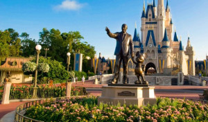 Disney World, Lake Buena Vista, Florida