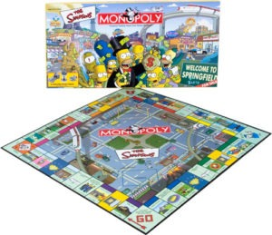 Monopoly: The Simpsons Electronic Banking Edition (2009)