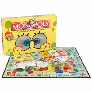 Monopoly: SpongeBob SquarePants Edition (2010)