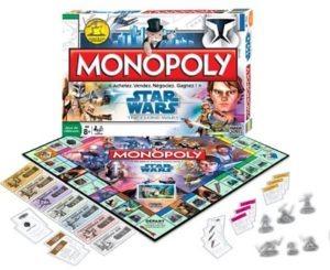 Monopoly: Star Wars Clone Wars Edition (2008)
