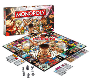 Monopoly: Street Fighter Collector's Edition (2012)