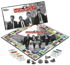 Monopoly: Beatles Edition (2008)