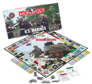 Monopoly: U.S. Marines Edition (2005)
