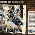 Lego lancerer steampunk sæt (1)