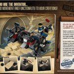 Lego lancerer steampunk sæt (3)