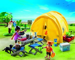På campingferie med Playmobil (1)