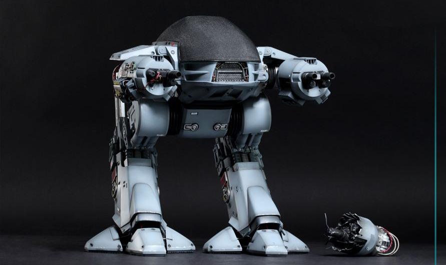 Robocops ikoniske ED-209 er klar til at lege (2)