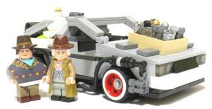 Billedet her viser et af Lego-byggeren Masashi oprindelige forslag på Lego Cuusoo