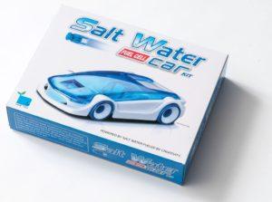 Salt Water Fuel Cell Car Kit koster 80 kr.