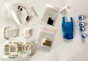Legetøjsbil med egen brændselscelle (2)
