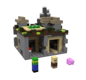 Nye Minecraft-sæt på vej fra Lego (1)