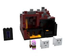 Nye Minecraft-sæt på vej fra Lego (2)