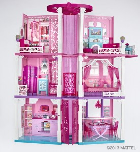 Barbie bliver boende i Malibu (1)