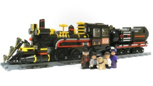 Lego back to the future (6)