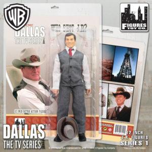 J. R. fra tv-serien Dallas som actionfigur (1)
