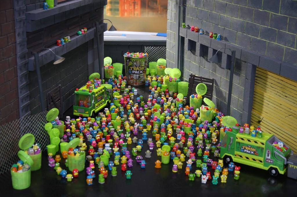 Affaldsmonstre hærger børneværelset (2)