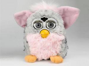 Pelsdyret Furby fylder 15 år (3)