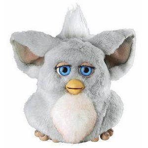 Furby som den tog sig ud i 2005