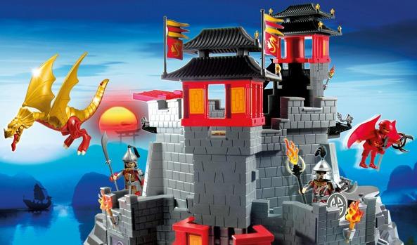 Playmobil drager til østen (2)