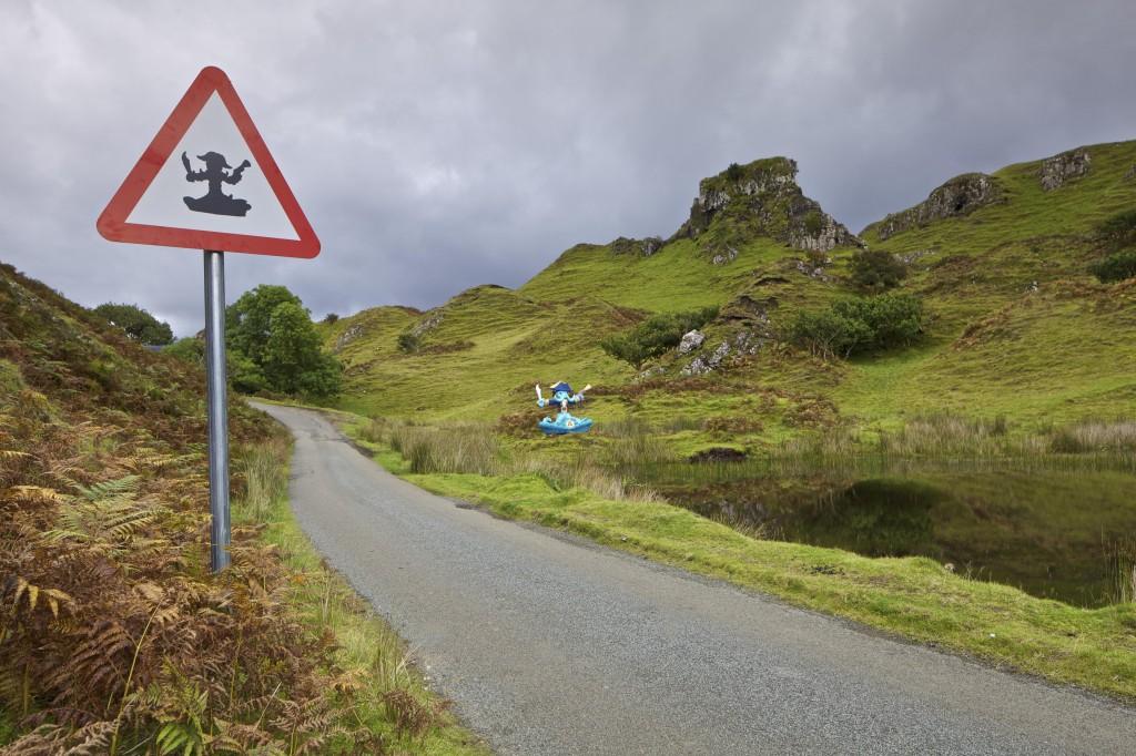 Skylanders i Skotland (1)