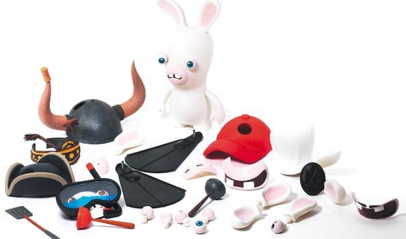 Todd McFarlane laver kaniner (4)