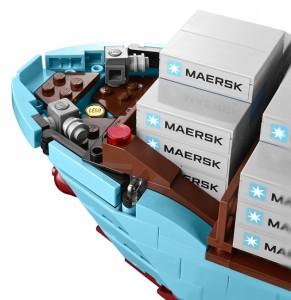 Verdens største skib i Lego (3)