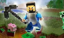 Lego laver Minecraft i fuld størrelse (1)