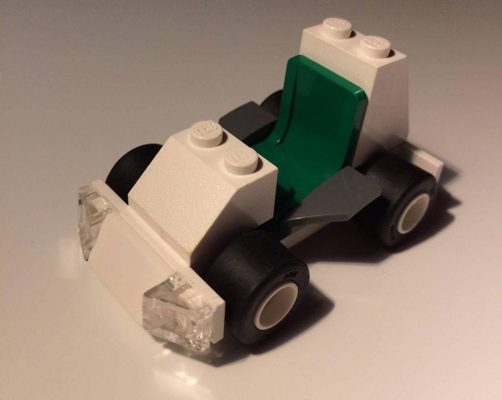 Hvad kan du bygge med 20 Lego-klodser (1)