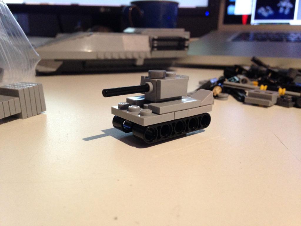 Hvad kan du bygge med 20 Lego-klodser (2)