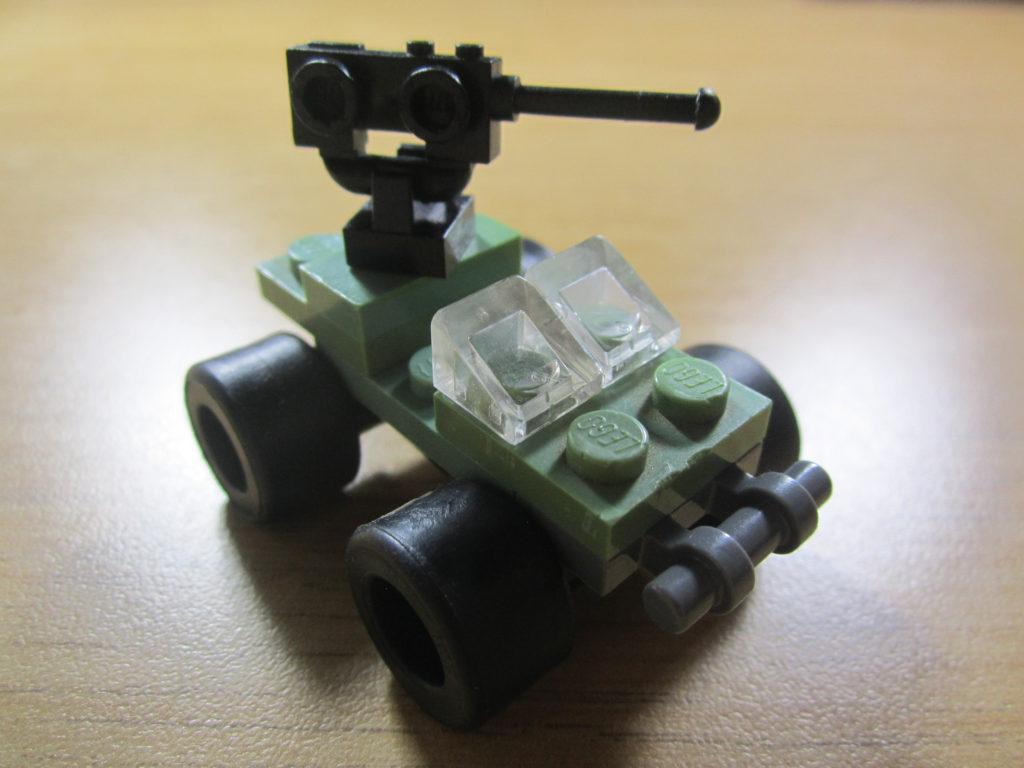 Hvad kan du bygge med 20 Lego-klodser (8)