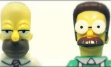 Legos The Simpsons-figurer afsløret på eBay