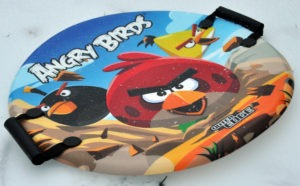 Angry Birds Snow Disc