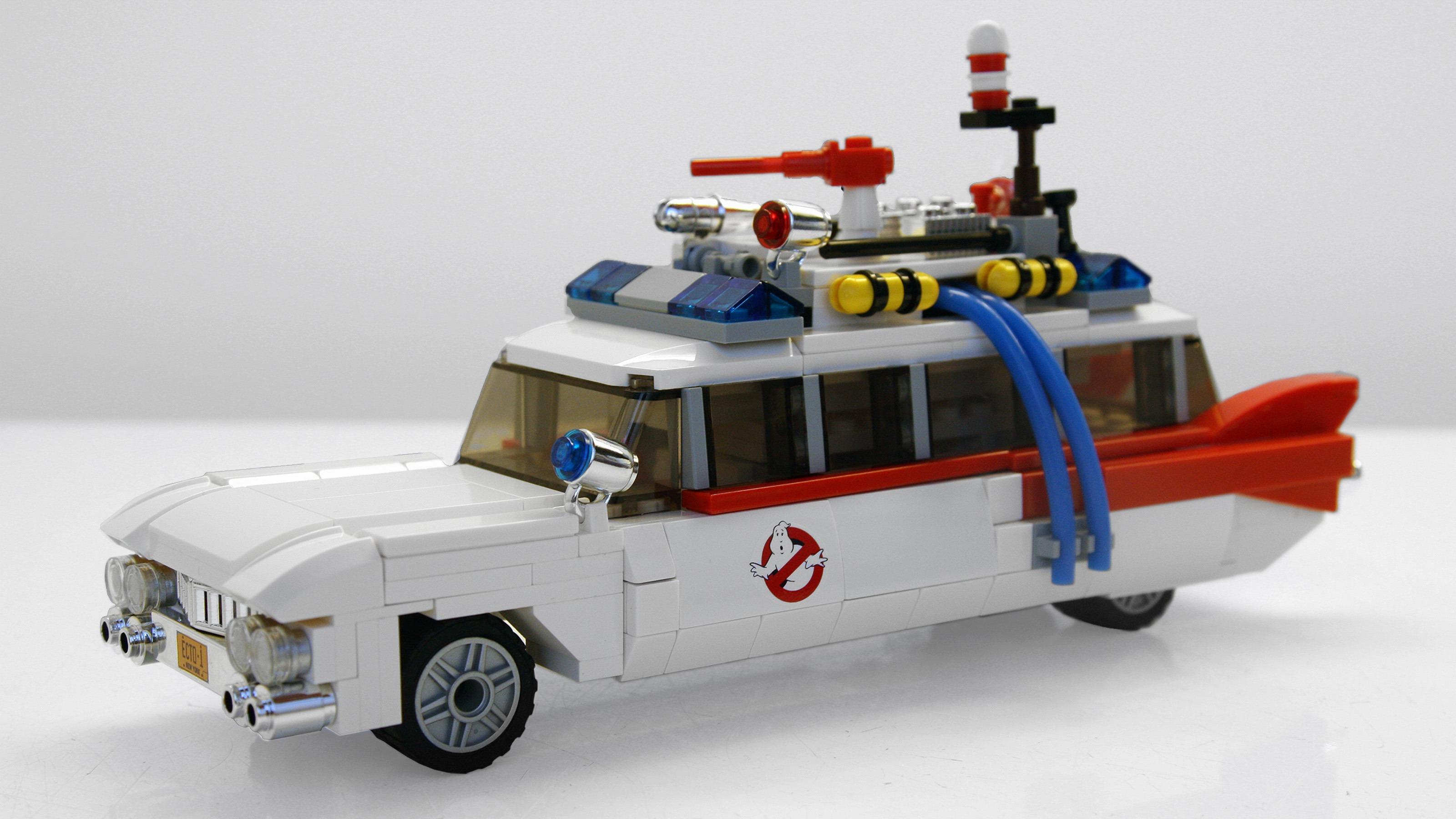ghostbusters lanceres som lego skal vi lege nuskal vi. Black Bedroom Furniture Sets. Home Design Ideas