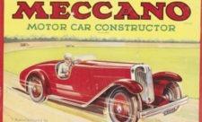 Meccano-bil til 135.000 kroner (1)