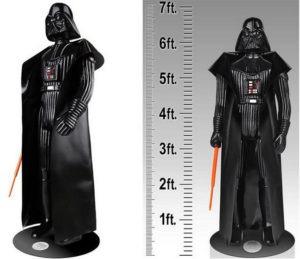 Darth Vader actionfigur i fuld størrelse (1)