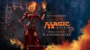 Magic The Gathering – Duel of The Planeswalkers 2014
