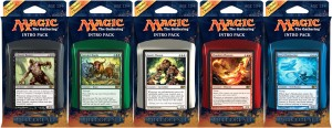 Magic the Gathering Intro Packs