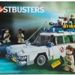 Ghostbusters med svungne Lego-former (2)