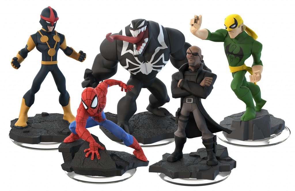 Spiderman svinger ind i Disney Infinity (2)