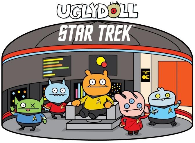 Uglydolls sætter kurs mod Oz og Star Trek (1)