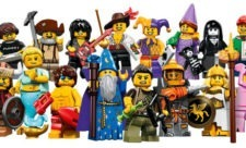 16 nye Lego Minifigures til oktober