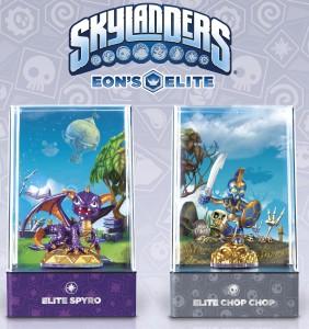 Skylanders i elite-udgaver (1)