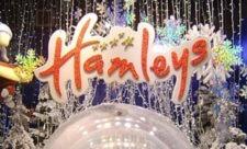 Hamleys åbner Europas største legetøjsbutik